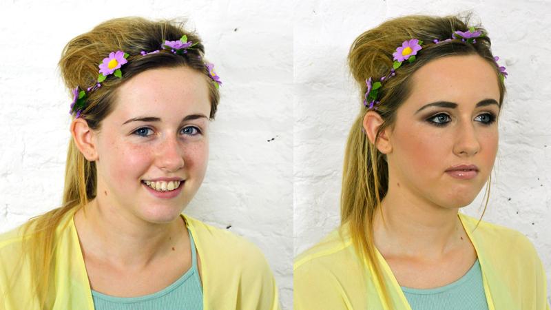 Debs Makeup Tutorial Whatsalon Blog