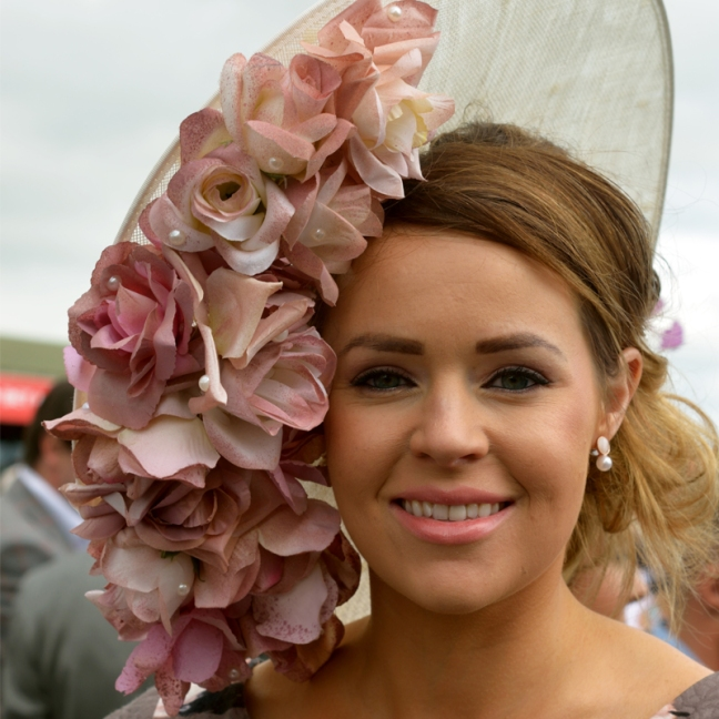 Hats at Galway Races