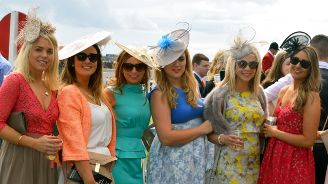 Ladies Day Galway Races